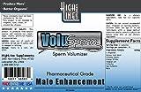 Volusperm Semen Volumizer Pills - All Natural