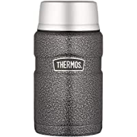 710ml Thermos® Stainless King™ Vacuum Insulated Food Jar - Hammertone