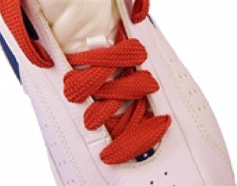 RedPremium Color Dress Shoelaces /& Boot Laces