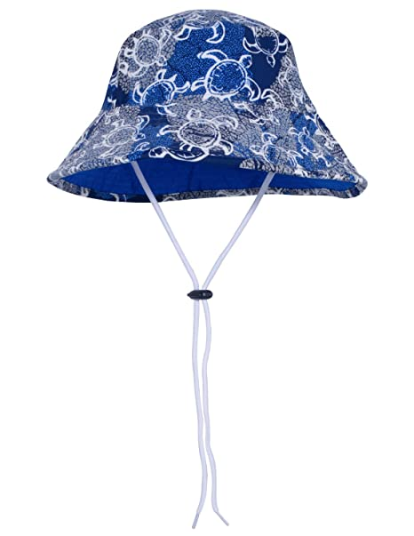 fccf6a61819 Tuga Boys Bucket Hat (UPF 50+)  Amazon.in  Clothing   Accessories