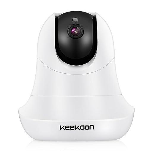 12 opinioni per Wireless IP Camera 720P Pan & Tilt cablata / Rete WiFi Camera Plug & Play