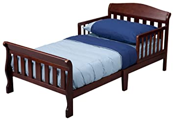 Amazon Delta Children Canton Toddler Bed Cherry Baby