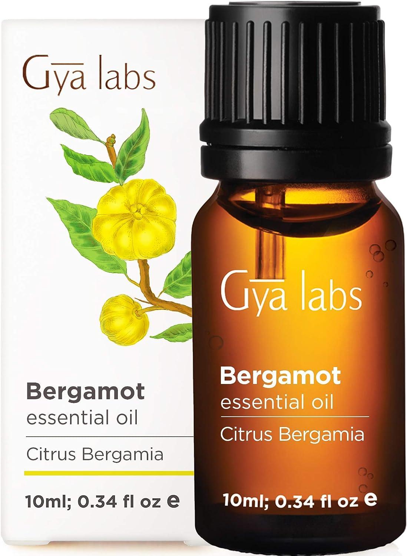 Aceite esencial de bergamota: un alivio refrescante para los ...