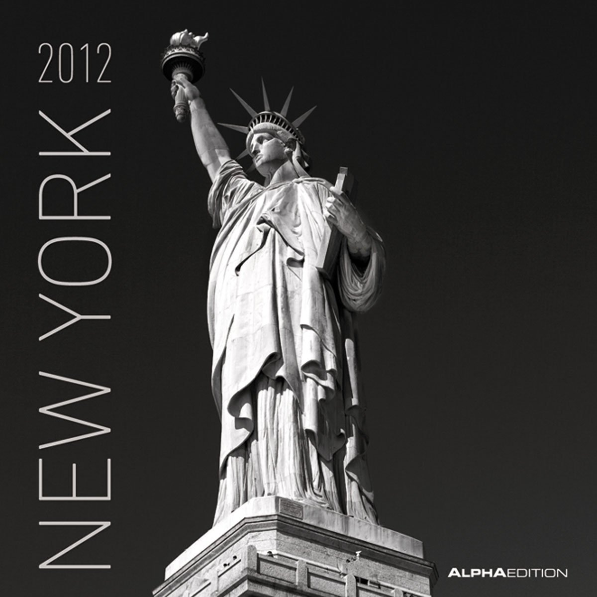 New York 2012. Broschürenkalender 30 x 30 cm