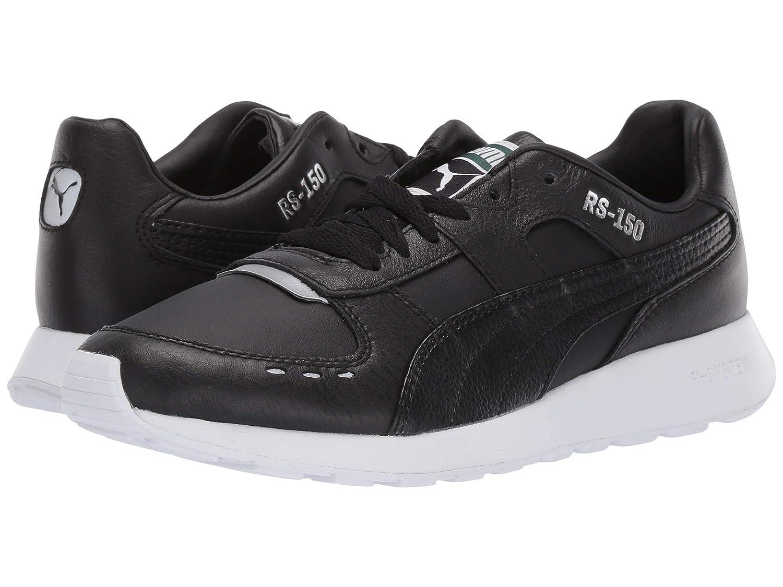 人気の春夏 [プーマ] 7.5 レディースランニングシューズスニーカー靴 RS-150 Medium|Puma [並行輸入品] B07N8DPS9X Puma Black Black/Puma/Puma Black 7.5 (24cm) B - Medium 7.5 (24cm) B - Medium|Puma Black/Puma Black, グリンファクトリー:eb42b04e --- mail.urviinteriors.com