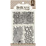 BoBunny Essentials Stamps 4-inch x 6-inch-Rough It Up, Other, Multicoloured