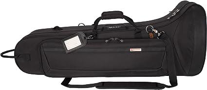 Protec PB309CT - Estuche para trombón, color negro: Amazon.es: Instrumentos musicales
