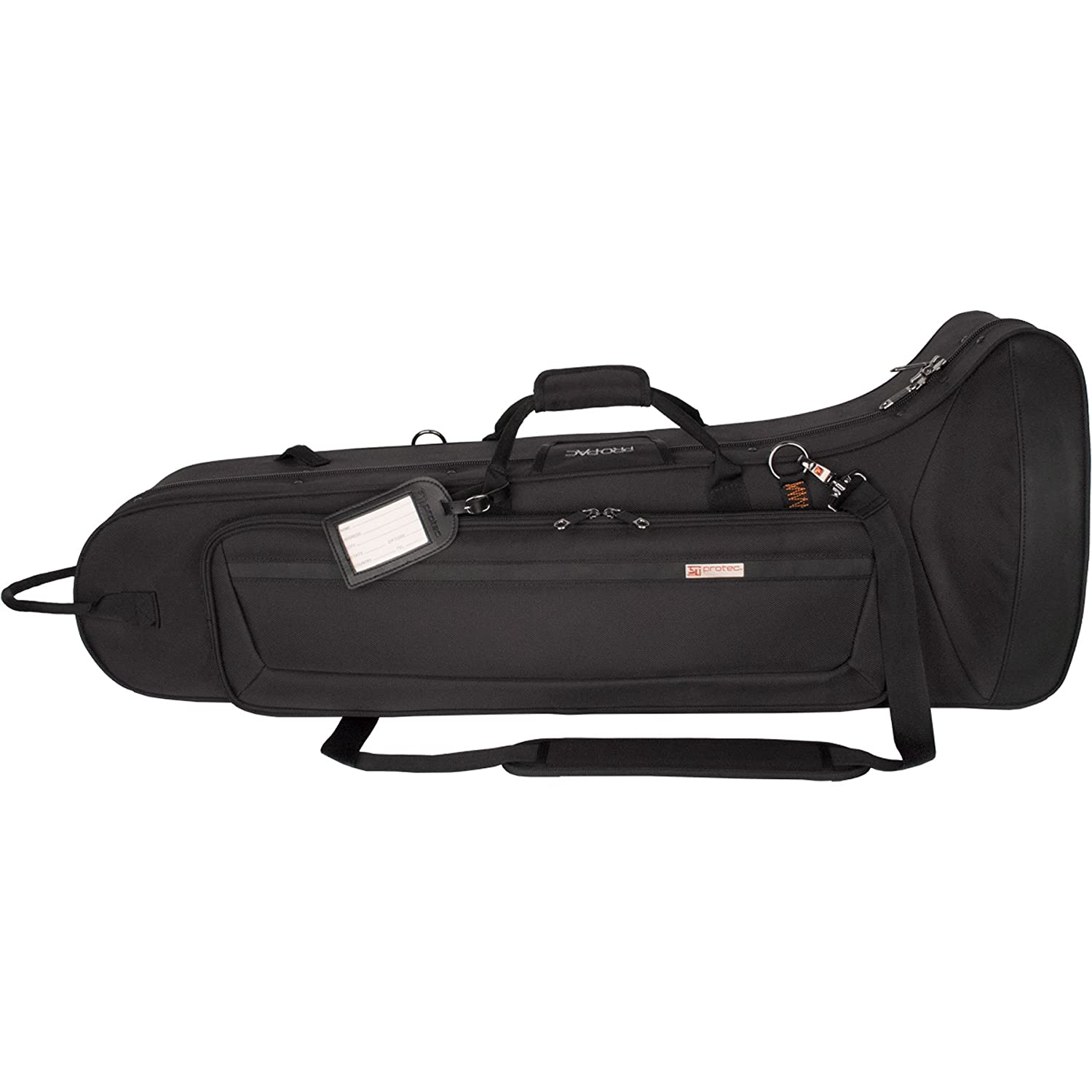 Protec PB309CT - Estuche para trombón, color negro: Amazon ...