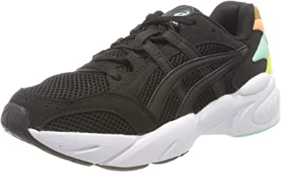 ASICS Gel-BND, Zapatillas de Running para Mujer, Color Negro, 37 ...