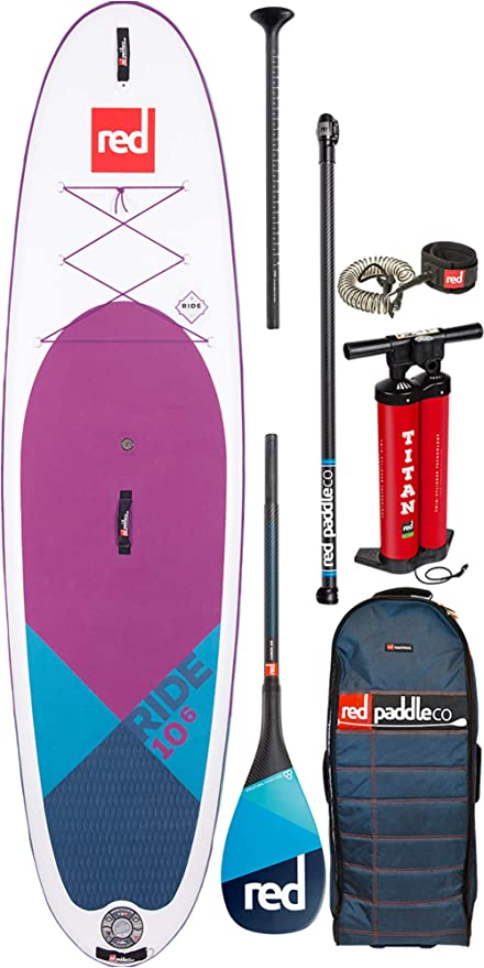 Red Paddle Co - Tabla de Sup Sup Stand Up Paddle Boarding - Ride ...