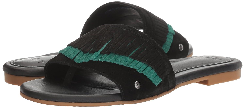 db2495de9ff Amazon.com | UGG Women's Binx Flat Sandal | Flats