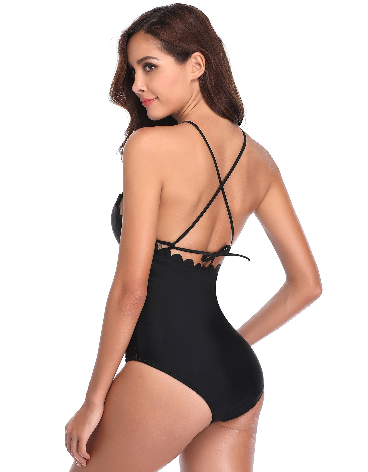 MarinaVida Women One Piece Swimsuit