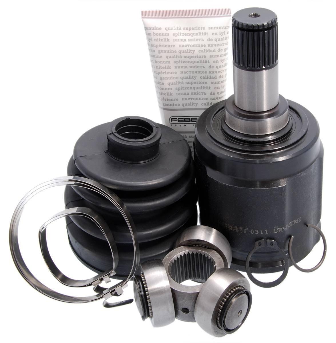 44310S9A300 - Inner CV Joint Right 32X40X27(58.5) For Honda - Febest