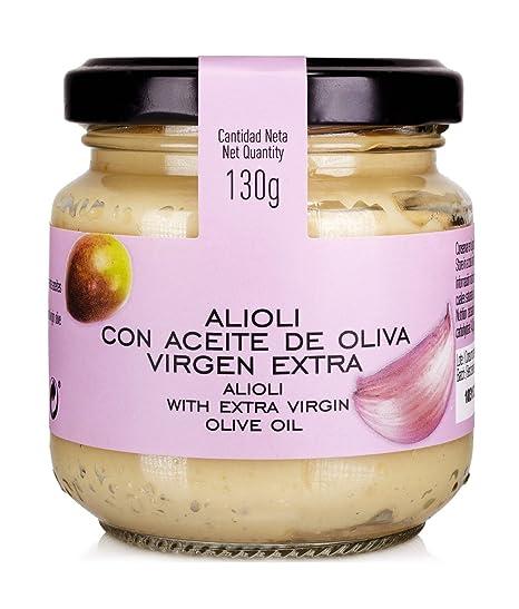 Salsa Alioli (130 g) - La Chinata