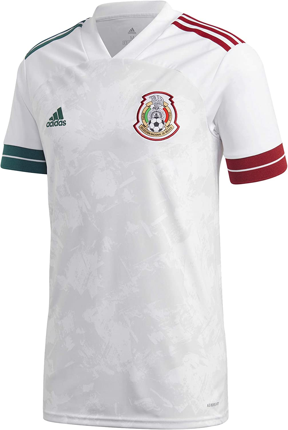 adidas Mexico Away Mens Soccer Jersey- 2020