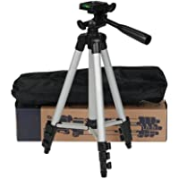 Memore Tripod-3110 40.2 Inch Portable Camera Tripod with Three-Dimensional Head & Quick Release Plate for Canon Nikon Sony Cameras Camcorders