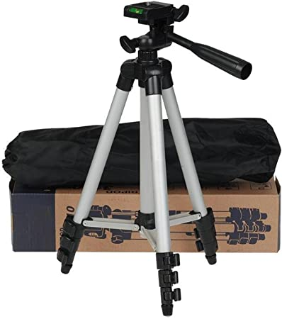 M Memore Tripod-3110 40.2 Inch Portable Camera Tripod With Three-Dimensional Head & Quick Release Plate For Canon Nikon Sony Cameras Camcorders Complete Tripod Units at amazon