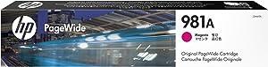 HP 981A Magenta PageWide Cartridge (J3M69A)