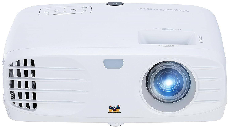 ViewSonic PG705HD - DLP projector - 3D - 4000 ANSI lumens - Full HD (1920 x 1080) - 16:9 - HD 1080p B07652G4HL