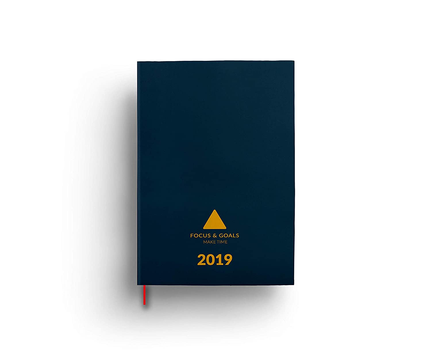Agenda Planificador Focus and Goals 2019: Amazon.es: Oficina ...
