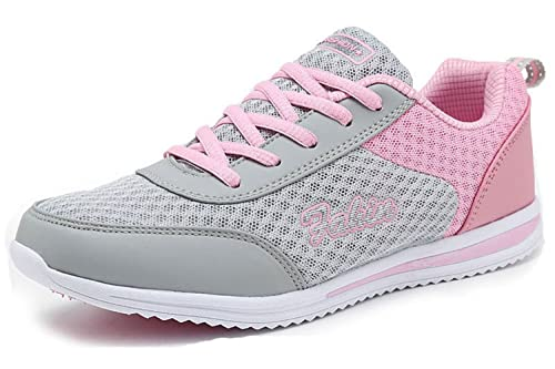 Amazon.com   sdferyujaw New New Summer Zapato Women Breathable Mesh Zapatillas Shoes for Women Network Soft Casual Shoes   Flats