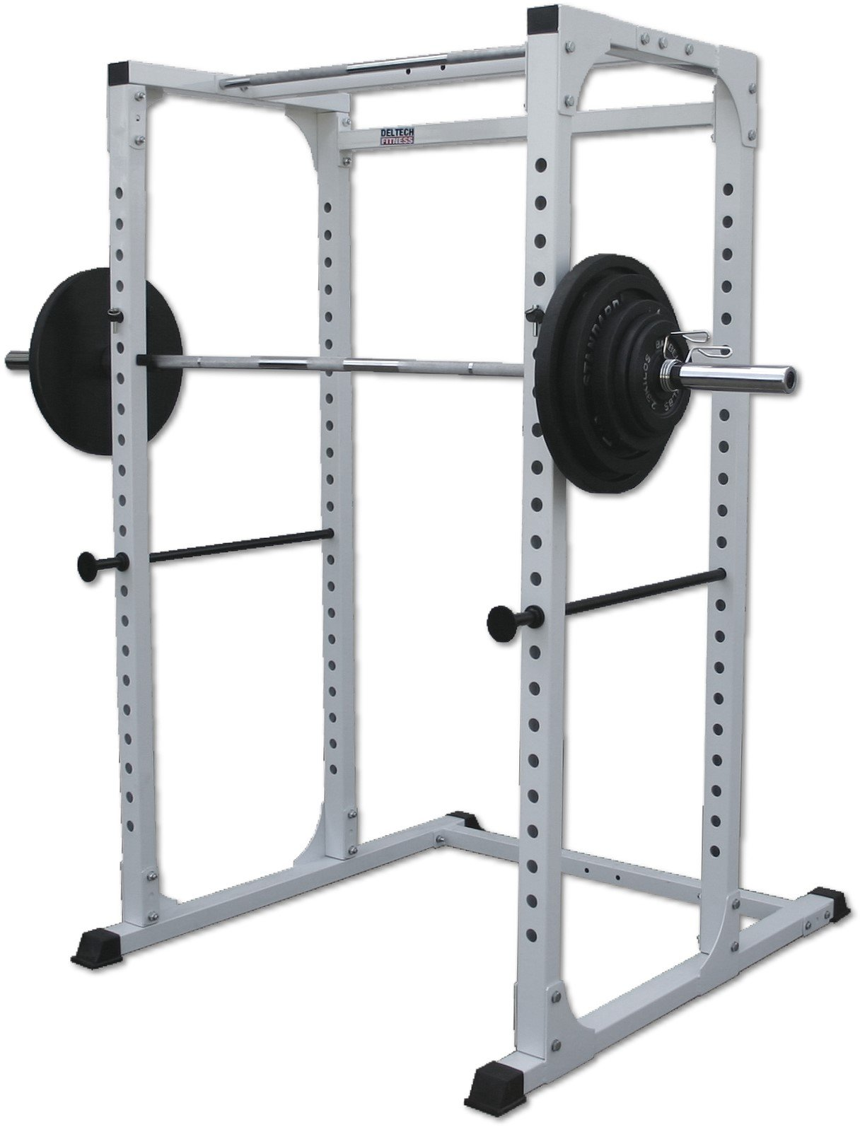 DF820 Power Rack with 300 lb. Olympic Weight Set