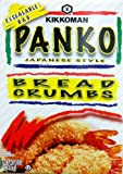 Kikkoman Panko Japanese Style Bread Crumbs, 8 Ounce Box (Pack of 4)