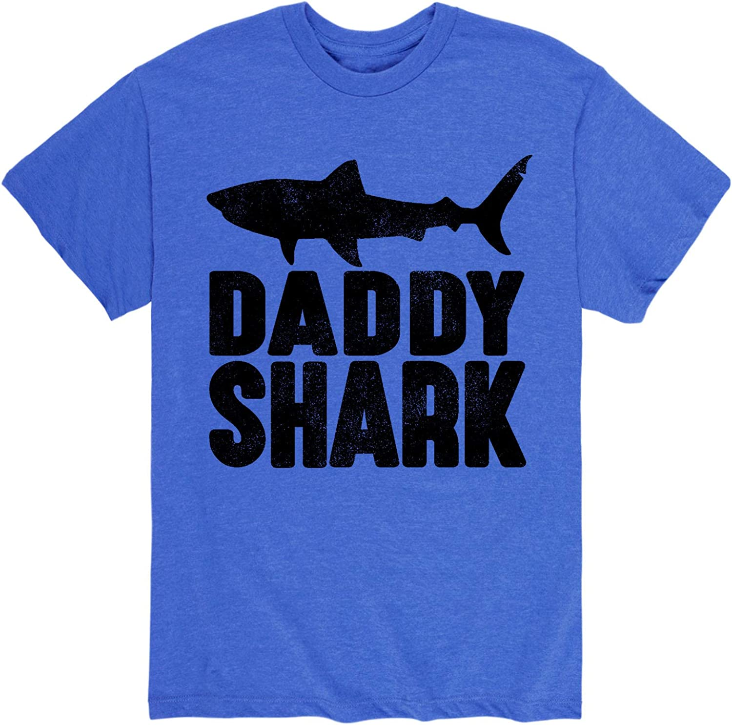 Daddy Shark - Men's Short Sleeve Graphic T-Shirt