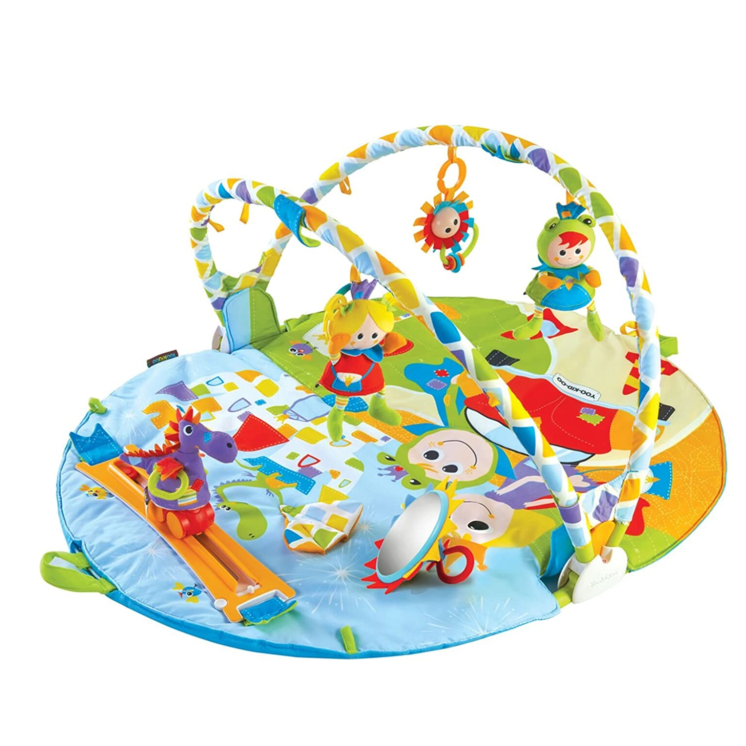 Amazon Baby Gym And Play Mat Activity Musical Playland
