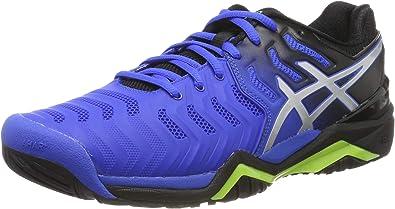 falda foso Contratado  Amazon.com | ASICS Gel-Resolution 7 Mens Tennis Shoes E701Y Sneakers Shoes  | Tennis & Racquet Sports
