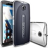 Nexus 6 Case - Ringke FUSION Nexus 6 ケース-(液晶保護シート付き)衝撃に強い! (Crystal View)