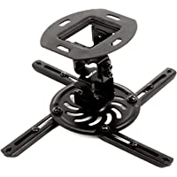 QualGear Qg-PM-002-Blk-S Projector Ceiling Mount Accessory
