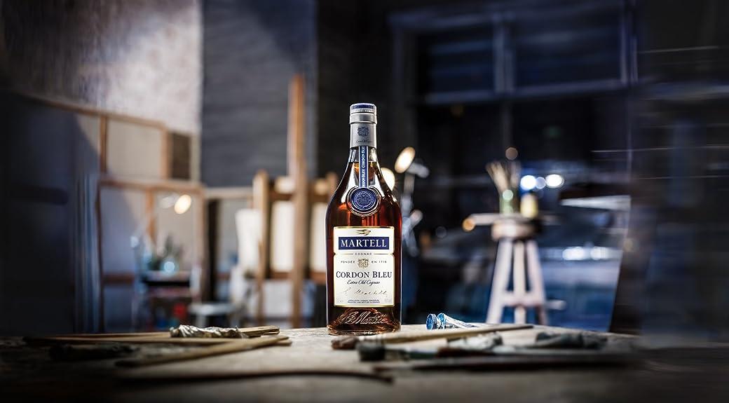 Martell Cordon Bleu Cognac Brandy