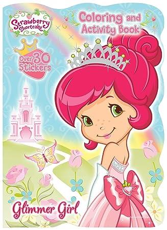 Bendon Publishing Strawberry Shortcake Super Fun Book To Color