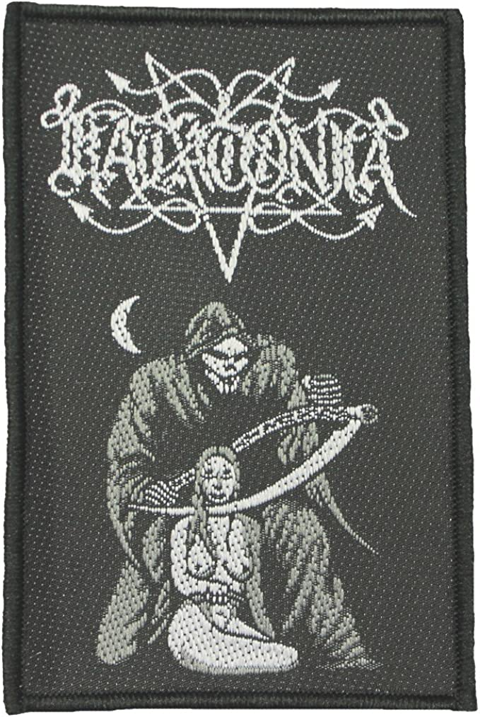 NEW REAPER KATATONIA SEW ON PATCH OFFICIAL BAND MERCHANDISE