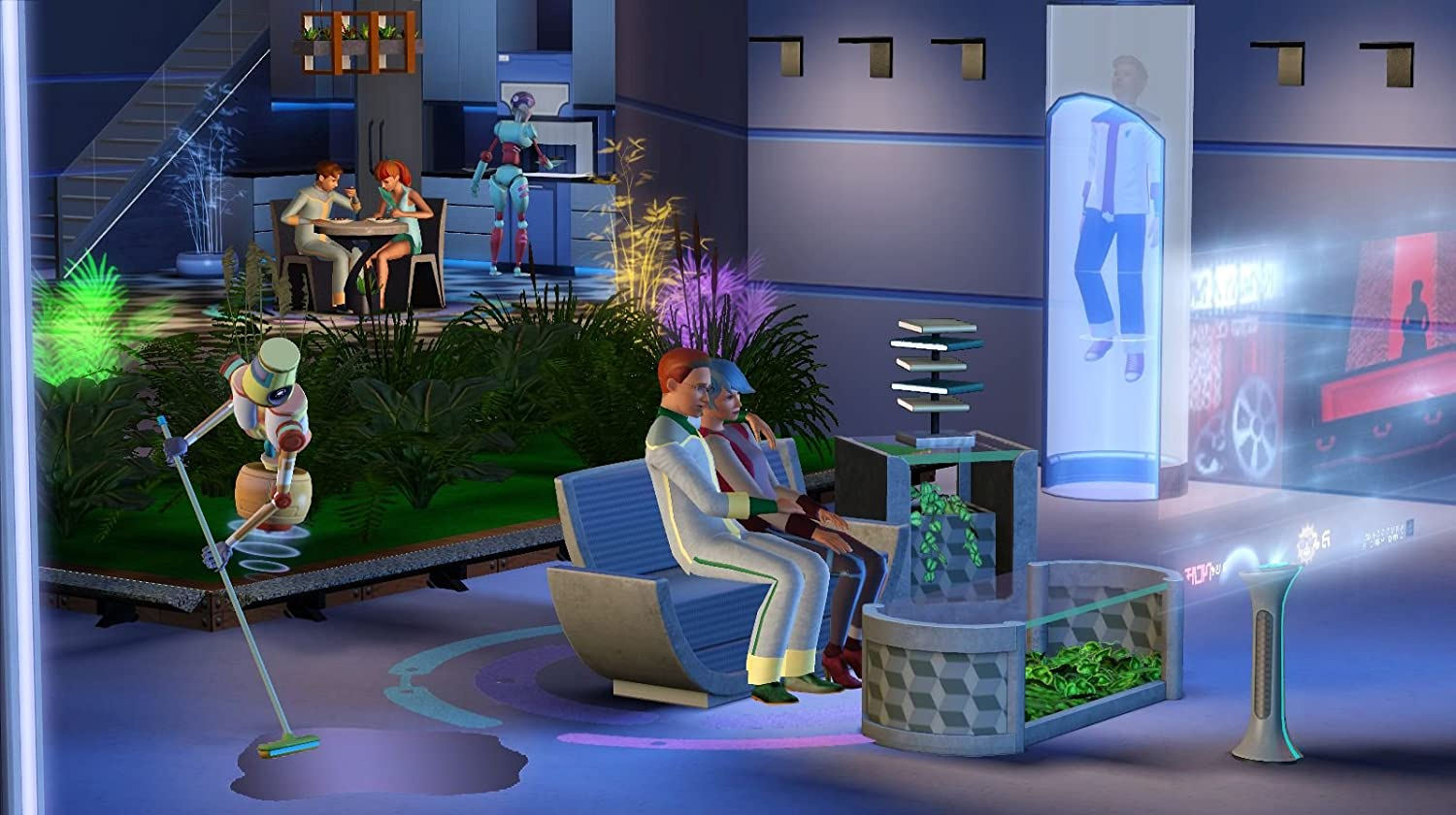 Die Sims 3 Into The Future PC Amazonde Games