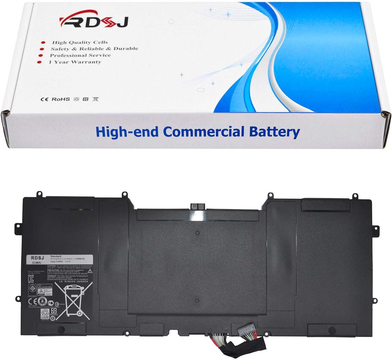 C4K9V Y9N00 Laptop Battery for Dell XPS 12-L221x 12 9Q33 XPS 13 9333 Ultrabook 13-L321X 13-L322X XPS L321X L322X Series PKH18 3H76R 489XN 0Y9N00 7.4V 55Wh