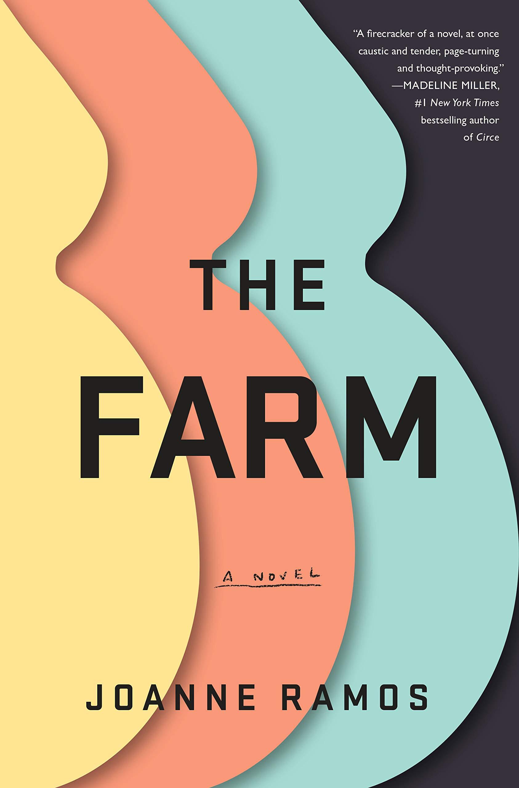 ویکالا · خرید  اصل اورجینال · خرید از آمازون · The Farm: A Novel wekala · ویکالا