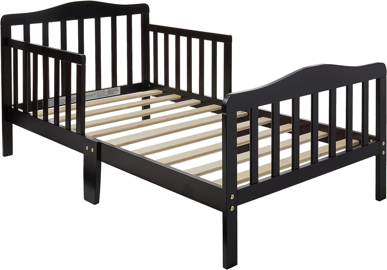 Espresso Orbelle Toddler Bed