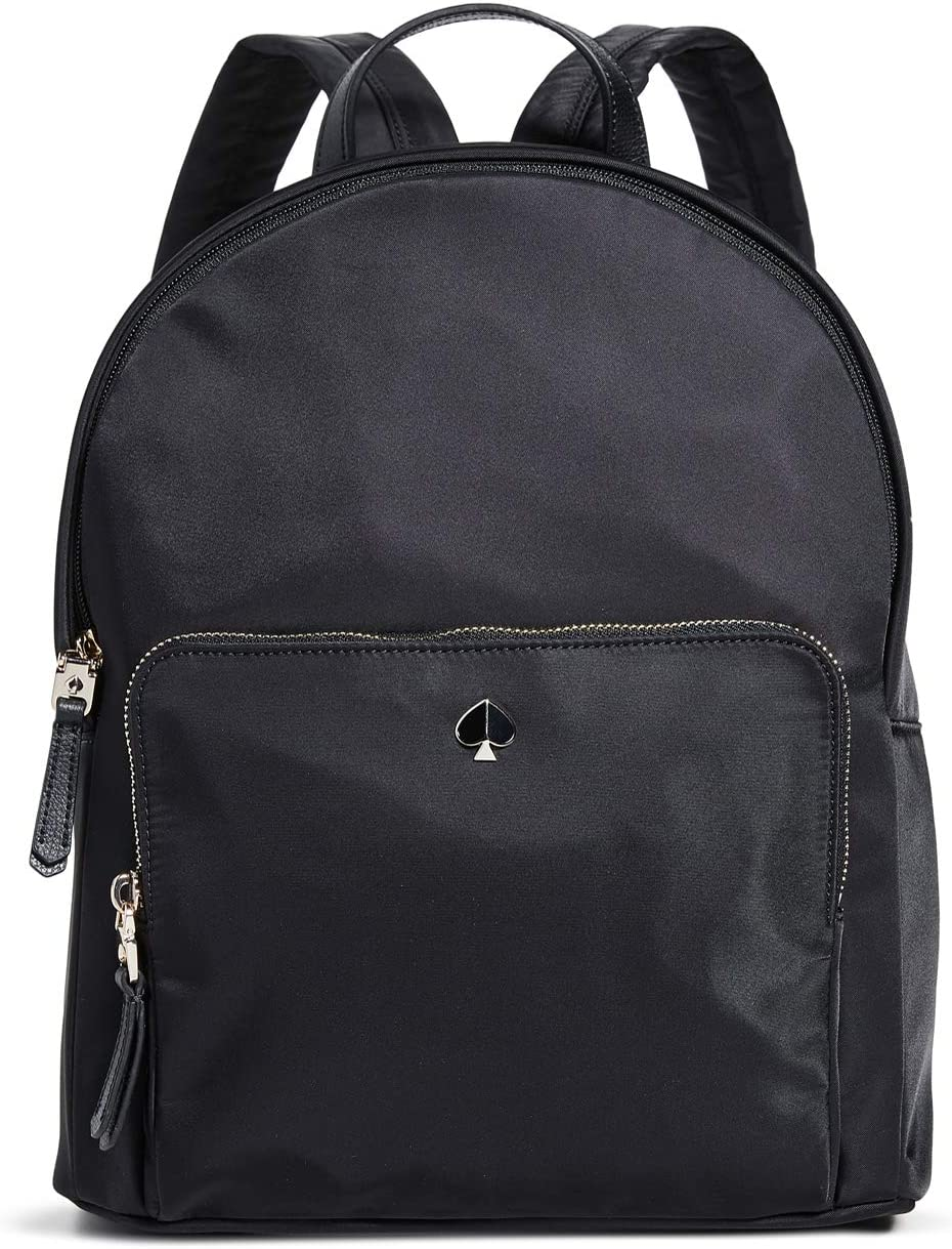 Kate Spade New York Women's Taylor Large Backpack, Black, One Size