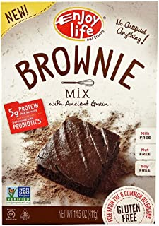 product image for Enjoy Life Brownie Baking Mix, 14.5 Ounce -- 6 per case.