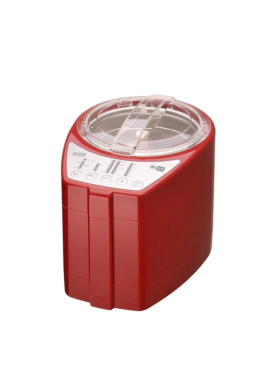 Yamamoto electric MICHIBA KITCHEN PRODUCT RICE CLEANER Takumiajimai Modern Red MB-RC23R