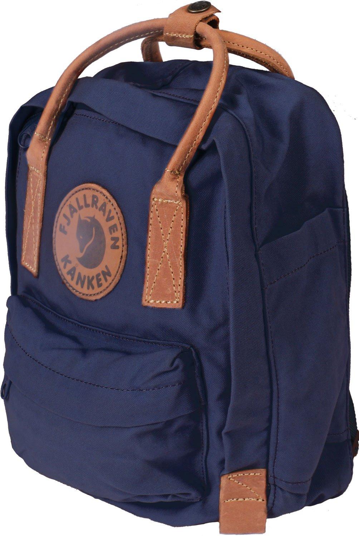 Fjallraven Unisex Kanken No.2 Mini Backpack, Navy, OS