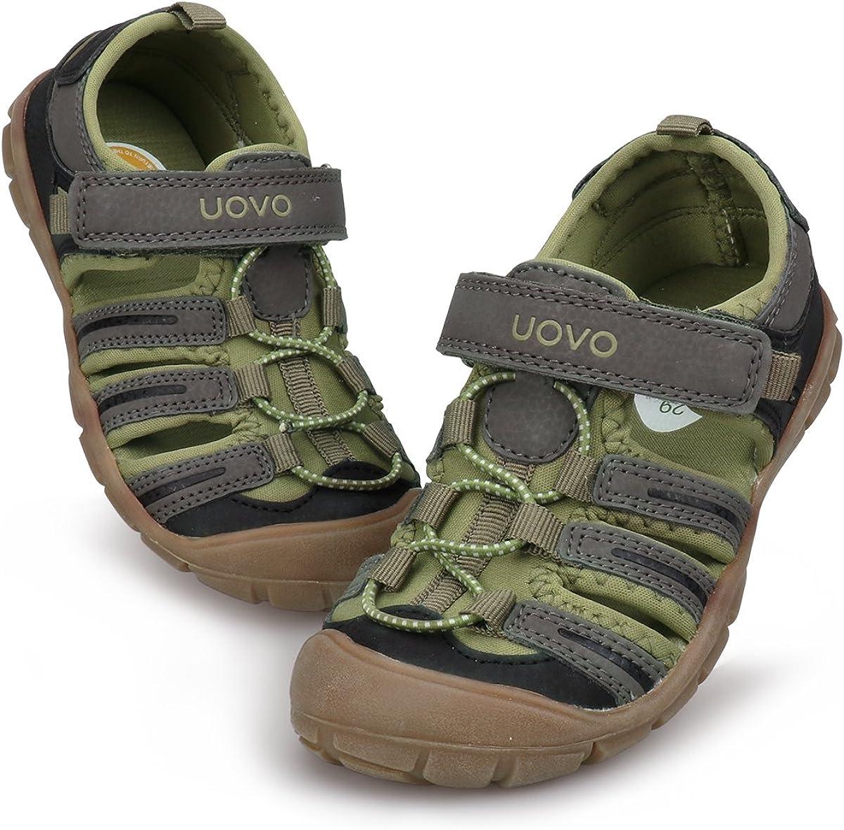 Boys Camouflage Sandals Summer Kids Beach Slip On Walking Shoes Childrens Size