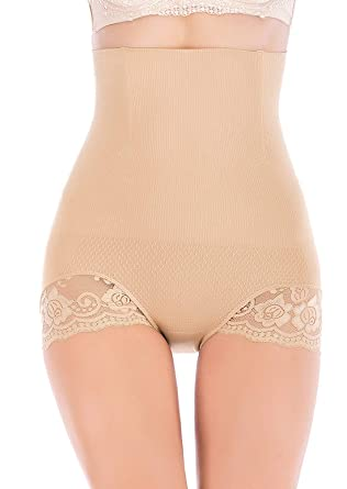 439c0f4a1e TINGLU Strapless Butt Lifter Body Shaper Panty High Waist Tummy Control  Shapewear with Steel Bone for