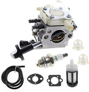Carburetor For Stihl BG86 SH56 SH56C SH86 SH86C//Zama C1M-S261B  Leaf Blower Kit