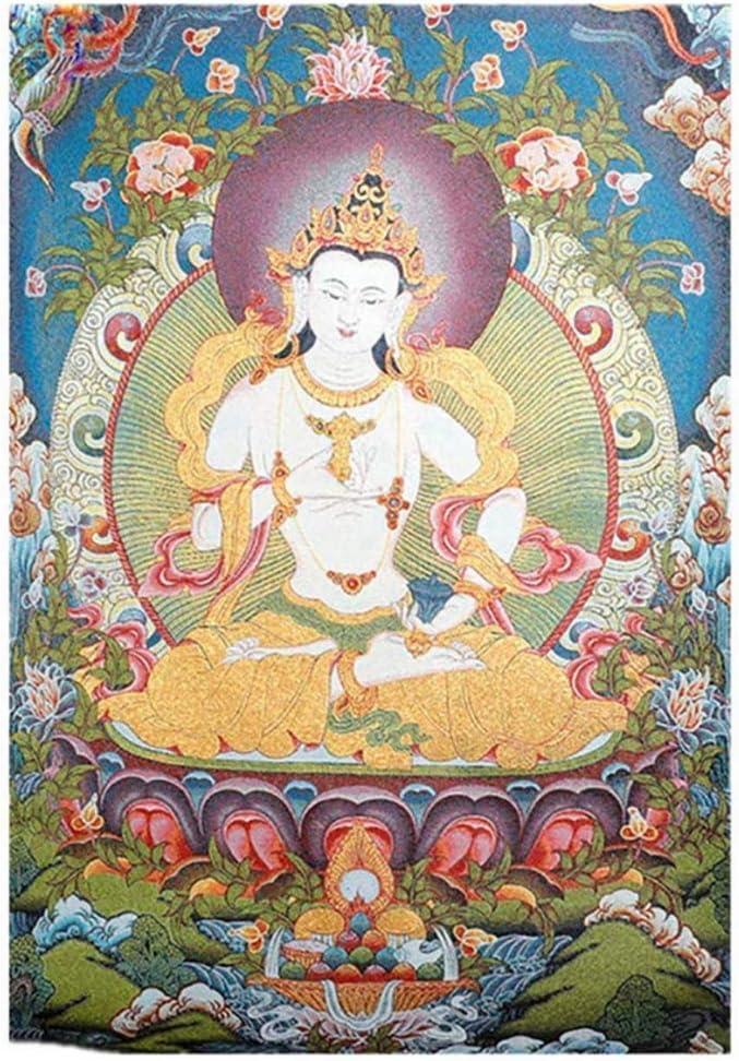 LIUBOLI Tapiz De Tibet Thangka Bordado De Seda Vajrasattva ...