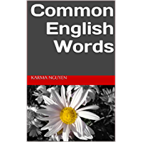 Common English Words (English Edition)