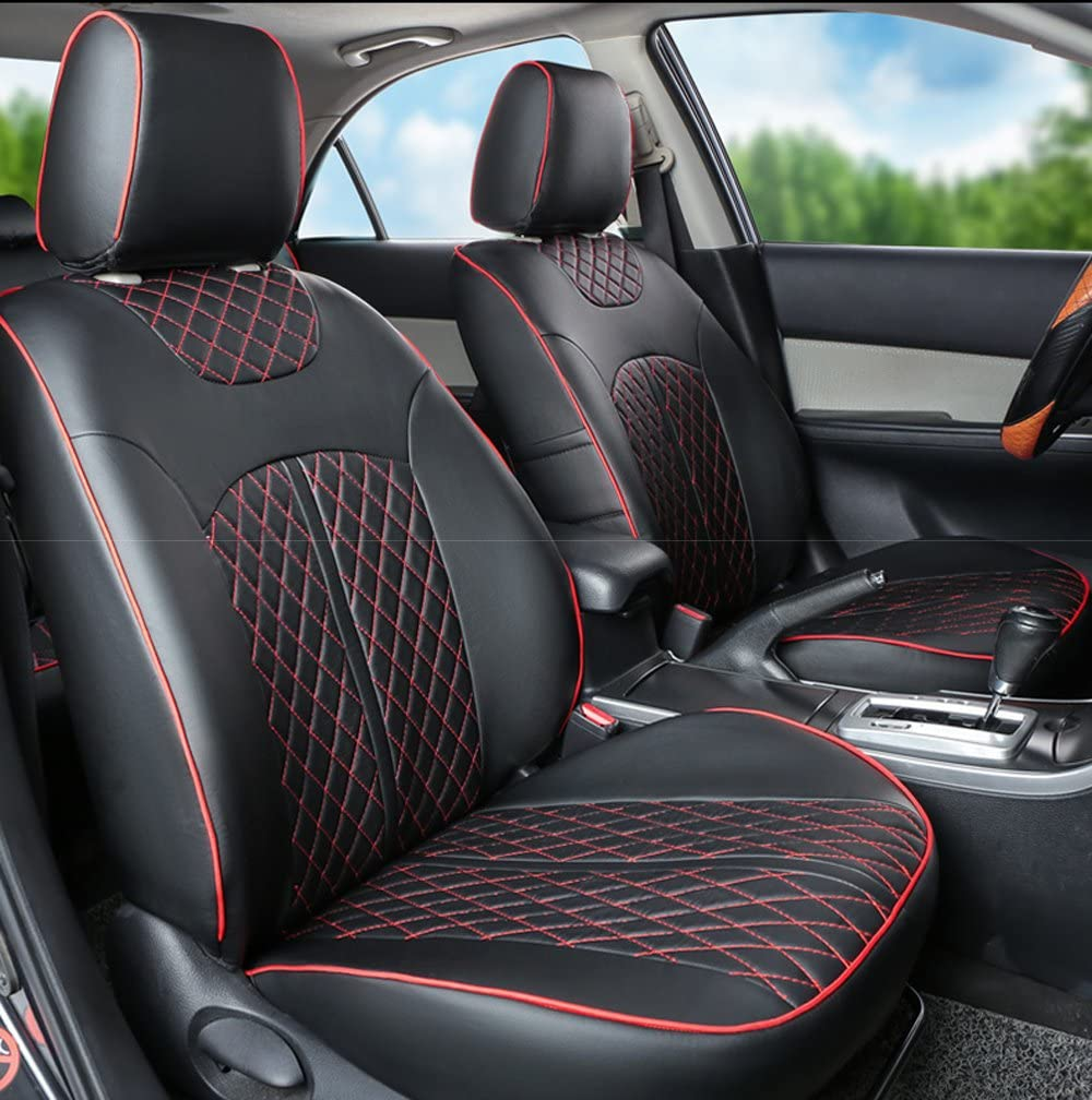 charcoal grey CAR SEAT COVERS full set fit Audi A3