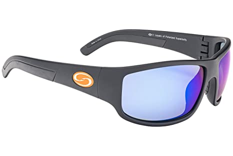 2f045adefaf Image Unavailable. Image not available for. Color  Strike King S11 Caddo Polarized  Sunglasses ...